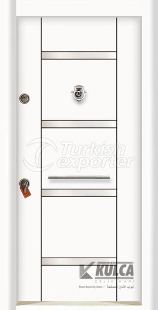 Y-1300 ( LAMİNATE STEEL DOOR )